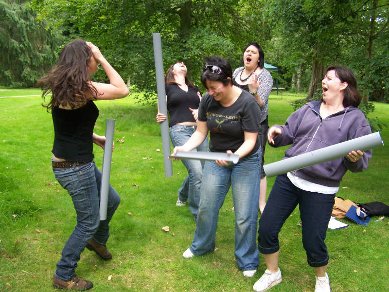Fun Games For Team Building Online